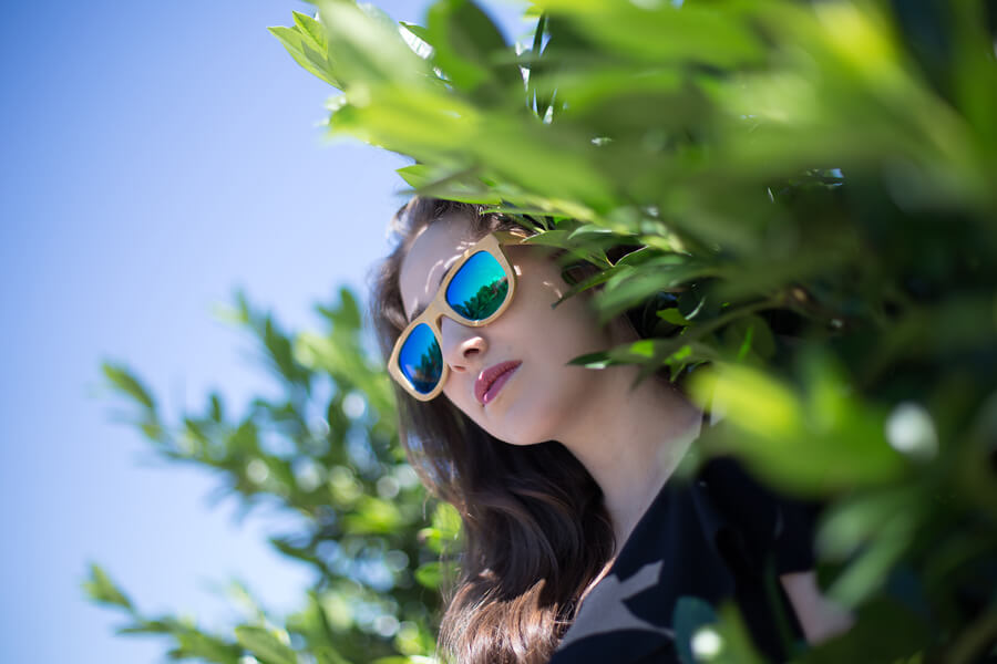 Lesena očala RedLynx