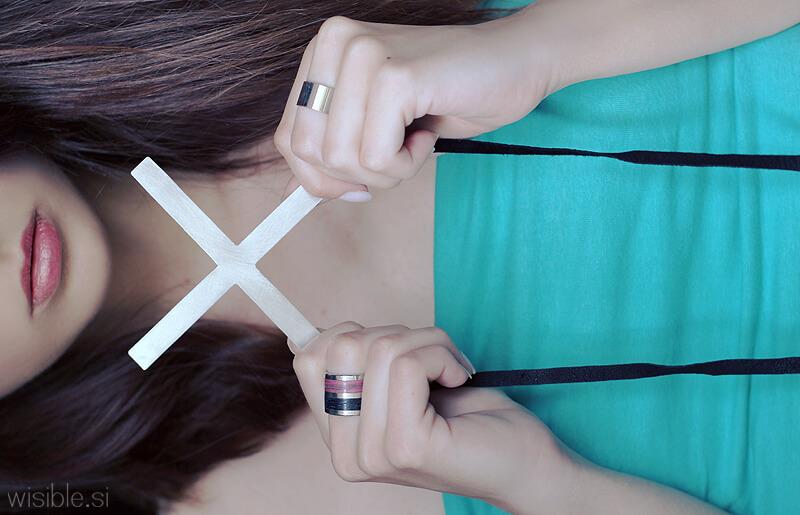 Verižica X by Natalie Design
